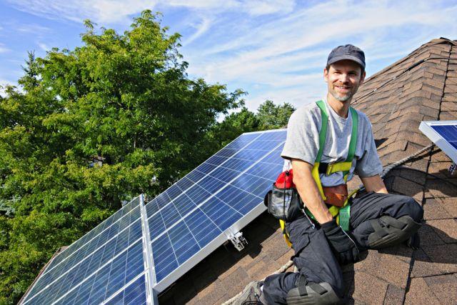 Fotowoltaika, własny prąd, kolektory słoneczne, eko energia