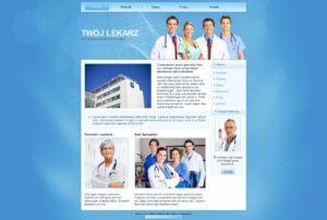 strona-internetowa-przychodnia-lekarz