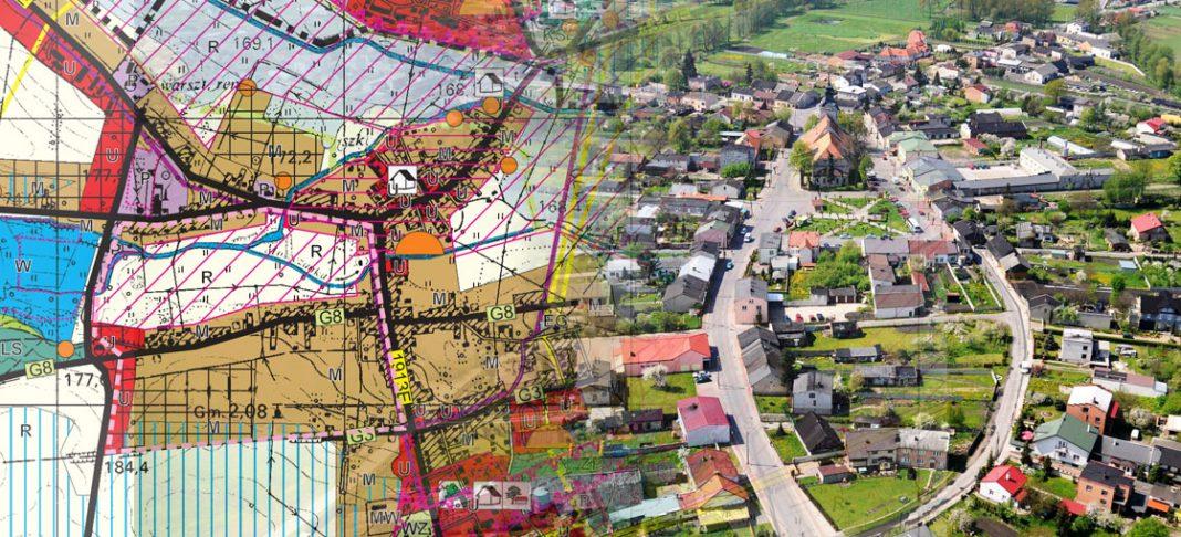 Planowanie przestrzenne, projektowanie, Piotrków Trybunalski