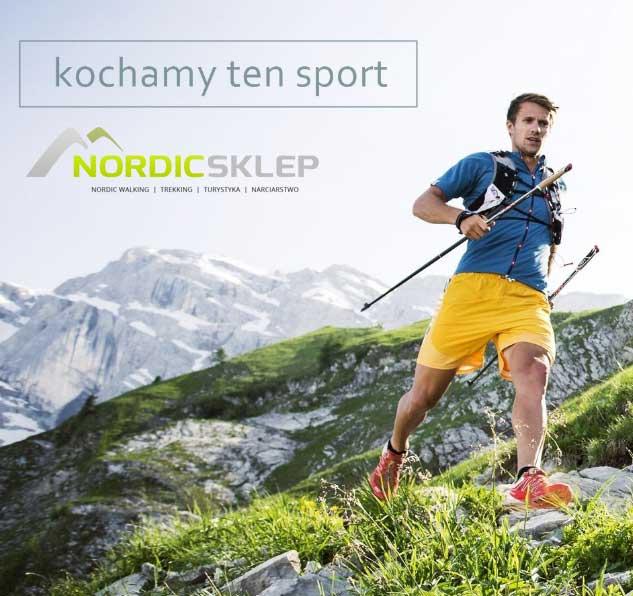 Nordic Walking Sklep internetowy, sprzęt osprzęt do treningów Nordic Walking.